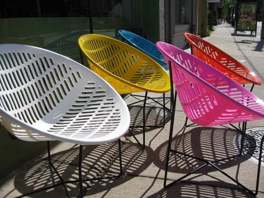 Solair chairs